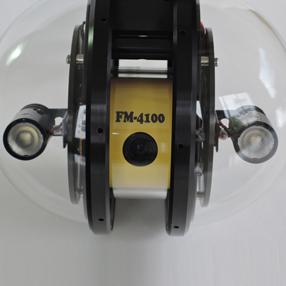 waterproof TV camera FM-4100 front view